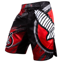 Chikara 3 Fight Shorts Red