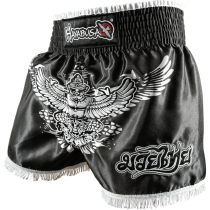 Garuda Muay Thai Shorts Black