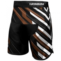 Metaru Charged Jiu Jitsu Shorts Brown