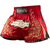 Tiger Muay Thai Shorts - Red