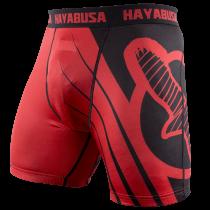 Recast Compression Shorts - Red/Black