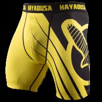 Recast Compression Shorts - Yellow/Black