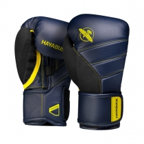 T3 Boxing Gloves Navy/Yellow