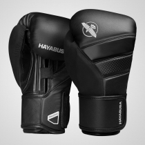 T3 Boxing Gloves All Black